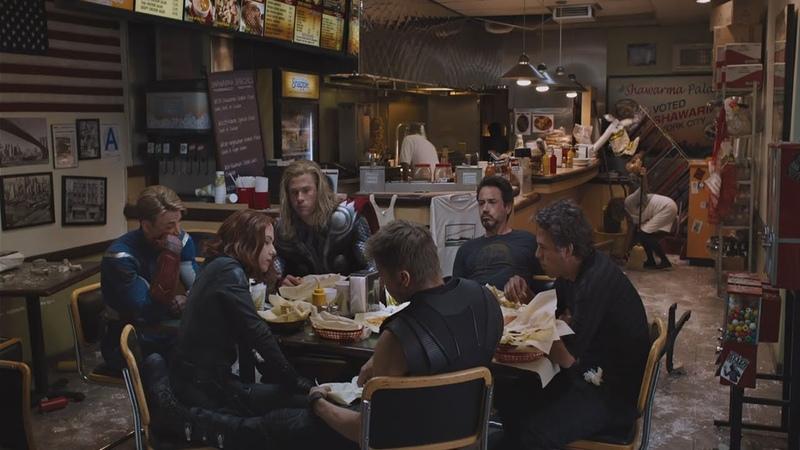Все сцены после титров Marvel от Железного человека до Человек паук Возвращение домой в HD