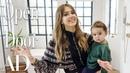 Inside Jessica Alba's $10M Los Angeles Home | Open Door | Architectural Digest