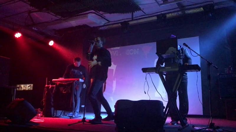 Zheks (of Radiomun) New Version - Dreaming of Me (DM Cover, Garage, Kaluga, 17.11.2018)
