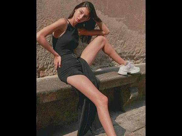 عارضة الأزياء العالمية مريم بوقديدة مشال