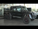 BRABUS 700 6x6 - Tour (1_22 in the world!)