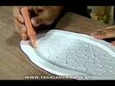Tv Transamérica - Técnica falso mosaico