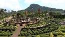 Таиланд Паттайя тропический сад Нонг Нуч Thailand Pattaya Nong Nooch Tropical Garden