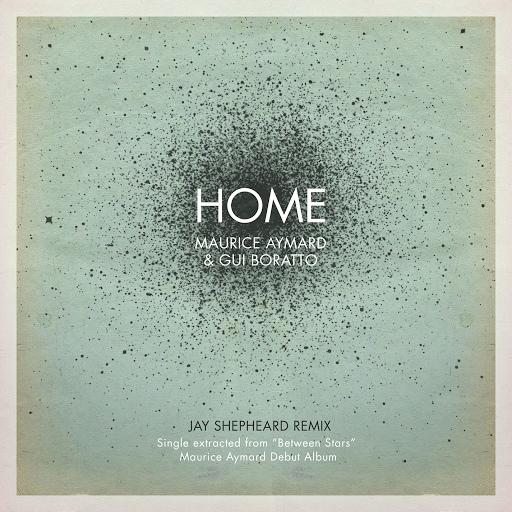 Gui Boratto альбом Home