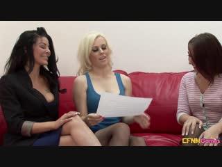 Crystal coxxx, syren sexton, tia layne - orgasm race (2018-04-19)  #cfnm, #big #cumshot, #big #tits, #blondes, #brunettes, #fema