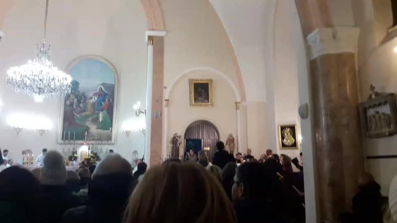 Престольный праздник Лурдской Божьей Матери