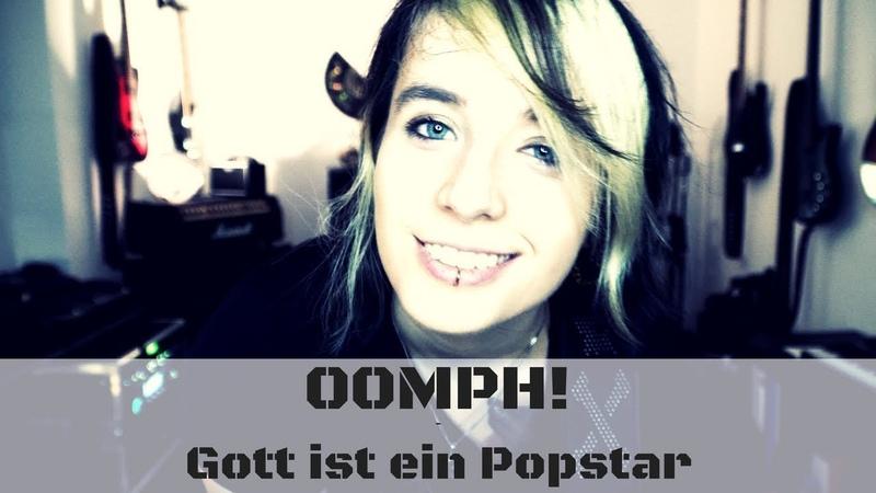 OOMPH! - Gott ist ein Popstar Guitar Cover [4K MULTICAMERA]