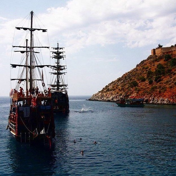 Короткий тур в Турцию на 3 ночи со «все включено» за 10600 с человека в апреле