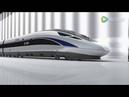 Promo of Chinas Standardized 350kph Trainset at 2016 Berlin InnoTrans