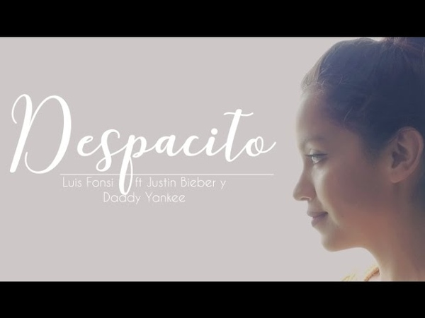 Despacito by Luis Fonsi ft Justin Bieber y Daddy Yankee- Laura Naranjo cover