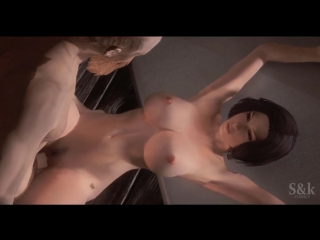 Khajiitwoman - the gift of charity - 3d hentai cartoon porn порно мультфильм full hd xxx эротика hardcore orgy оргия транс