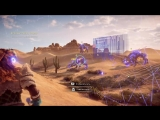 Horizon Zero Dawn the power o FROST arrows