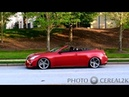Awesome, Spectacular, Loud, Motordyne ART pipes fly by Infiniti G37 convertible with Airlift 3P