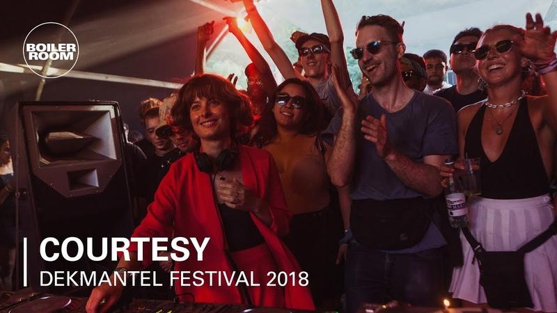 Courtesy | Boiler Room x Dekmantel Festival 2018