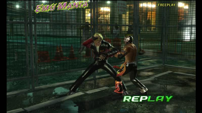 Virtua Fighter 5 Version B [Arcade] - nVidia shaders fix - Teknoparrot 1.90 [Emu Mania]