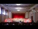 Мажория гим хоровой школы подлипки