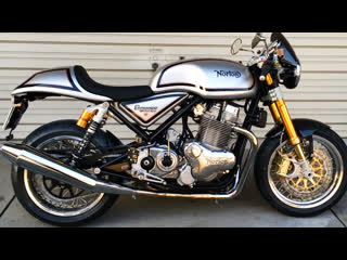 Мотоцикл norton commando 961, 2015 года