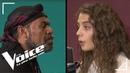 Johnny Hallyday Je te promets Maëlle vs Gulaan The Voice France 2018 La Vox des Talents