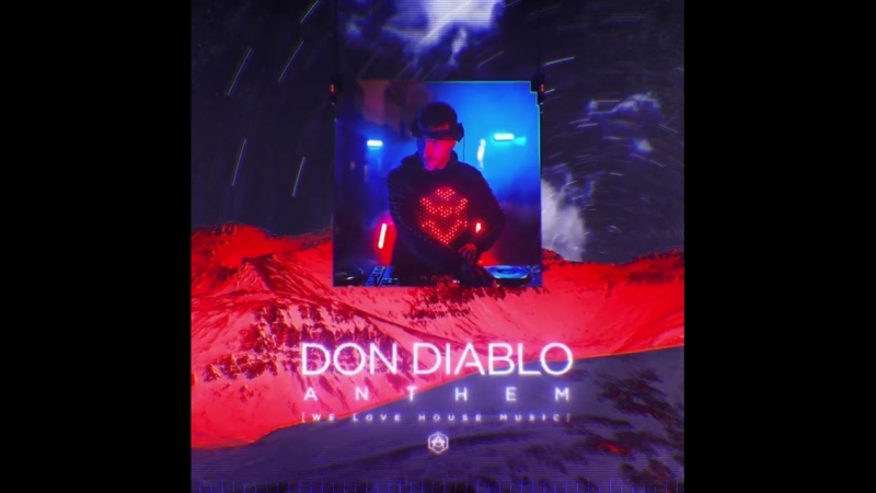 MY brand new single is out TODAY! Comment 🏠 if you love HOUSE MUSIC! NewMusic DonDiablo Anthem WeLoveHouseMusic
