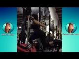 KIKI VHYCE _ Booty and Strong Legs Exercises @AUSTRALIA - Best of Girls