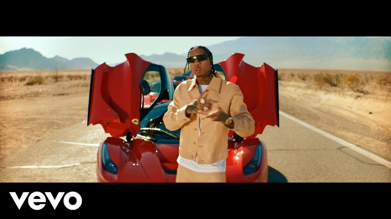 Tyga Floss In The Bank Official Video HHH