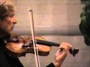 UTO UGHI e i Filarmonici di Roma- VITALI : Ciaccona in sol minore