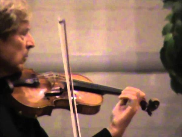 UTO UGHI e i Filarmonici di Roma- VITALI Ciaccona in sol minore