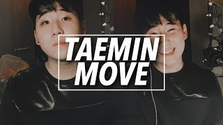 TAEMIN 태민 MOVE vocal cover by suggi ENG SUB