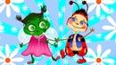 День Народження у Мушки - Веселі Дитячі Пісні й Розвиваючі Мультики - З Любов'ю до Дітей
