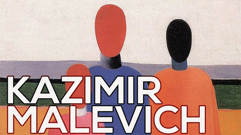 Kazimir Malevich A collection of 191 works (HD)