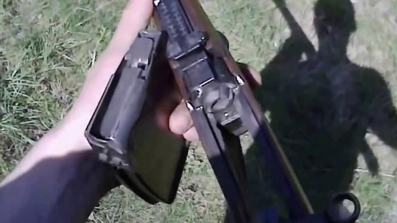 АВТ 40 Автоматическая винтовка Токарева СХП