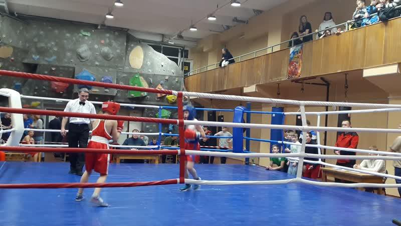 Даня-чемпион г.Апатиты 32 кг. 2018 г.