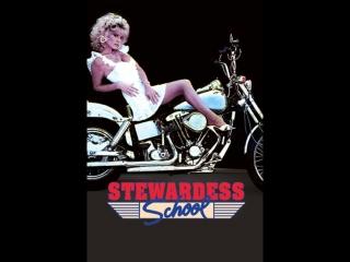 Школа стюардесс / Stewardess School (1986) многоголосый,