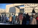 Протест у посольства Японии в Москве Курильские острова территория России LIVE 22 01 19