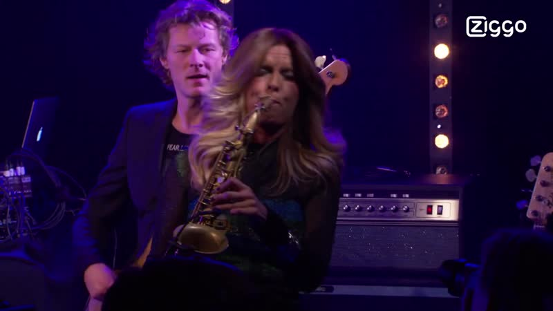 Candy Dulfer - What You Do (When The Music Hits)