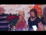 Леонид Телешев поет для Татьяны Козаевой на празднике в честь юбилея салонов ТАТИУС 20лет!