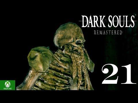 Dark Souls: Remastered ► Xbox ONE ►Сердце леса. Сиф Великий волк. Полость.