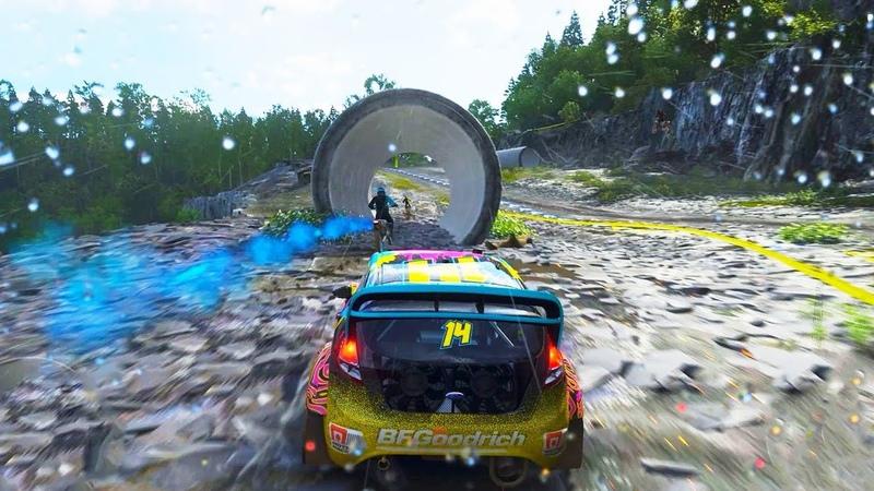 Forza Horizon 4 Demo PC   GTX 1080 Ultra Graphics 1440p 60Fps!