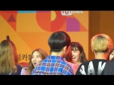 fromis_9 - Handshake - Yak Sok Hoe @ KCON 2018 THAILAND STAR SQUARE EVENT HD 180930 #part2 of 2