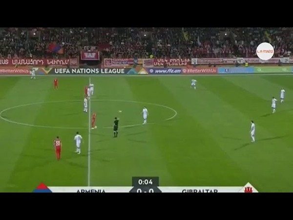 Armenia vs Gibraltar (0-1) (13.10.2018)