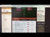 Моя ставка в БК Париматч на игру 03.09, вывод средств и Qiwi кошелек