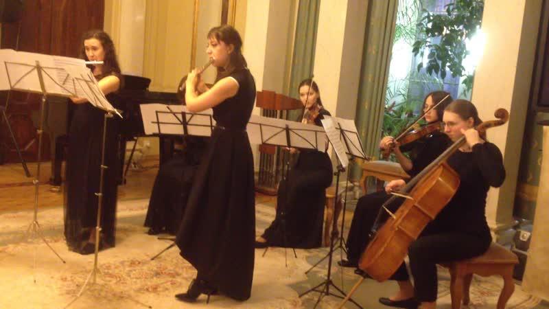 Концерт для двух флейт, струнных и basso continuo ля минор, TWV 40:А 2, IMG_7923