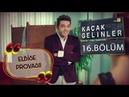 Kaçak Gelinler 16.Bölüm - Şebnem Selim Elbise Provası