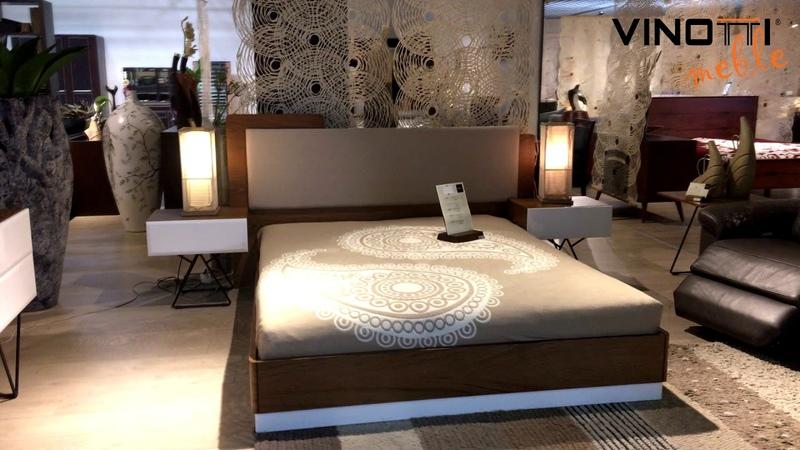 Kolekcja Bianco || sypialnia || Vinotti Meble