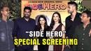 Side Hero Web Series Special Screening   Kunal Roy Kapoor   Gauhar Khan