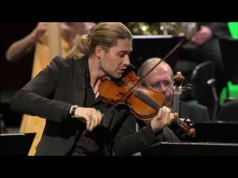 David Garrett Russischen Nationalphilharmonie - Legacy. Live - 2011 (HD)