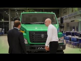 Российский авто пром! Супер клип Next