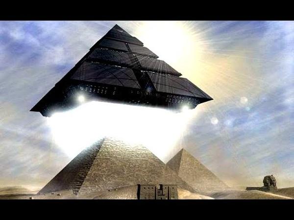 Пирамиды были созданы за пределами нашей планеты Ученые задаются вопросом об их функциональности