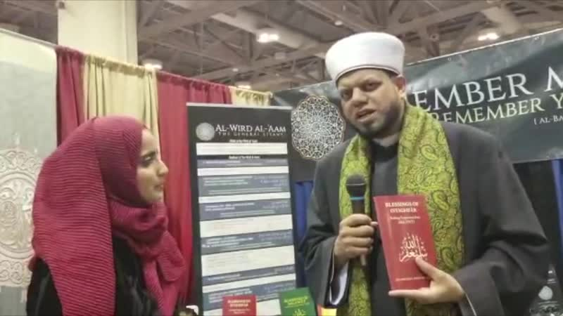Reviving The Islamic Spirit RIS 2018 Convention Part 1