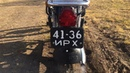 2 Обзор моего мотоцикла Минск 3.111 1974г.(далеко не оригинал)